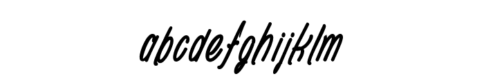 Rhapsodize_PersonalUseOnly Font LOWERCASE