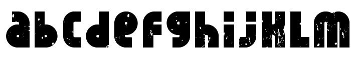 RhinoRaja Font LOWERCASE
