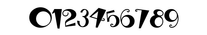 RhubarbPie Font OTHER CHARS