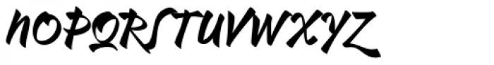 Rhapsodie Font UPPERCASE