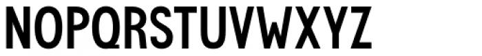 Rhea Demi Bold Font UPPERCASE