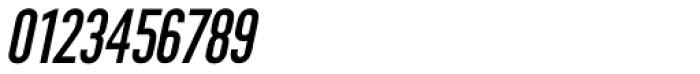 Rhomus Oblique Font OTHER CHARS