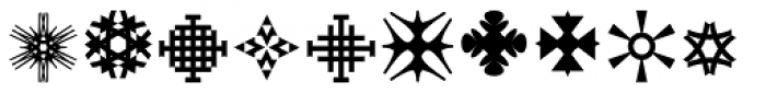 Rhomus Omnilots Font OTHER CHARS