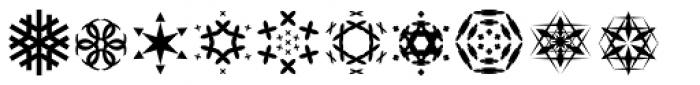 Rhomus Omnilots Font UPPERCASE