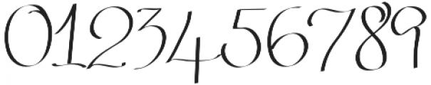 Ribbon of Romance otf (400) Font OTHER CHARS