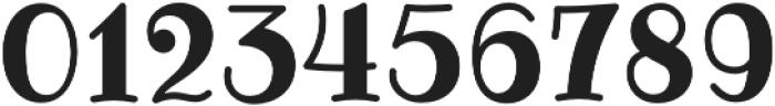 Ribeye Pro Regular otf (400) Font OTHER CHARS