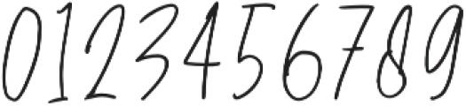 Richard Keild otf (400) Font OTHER CHARS