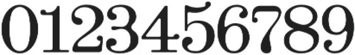 Ricko Regular otf (400) Font OTHER CHARS