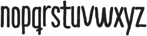 RidemyBike Essential Bold otf (700) Font LOWERCASE