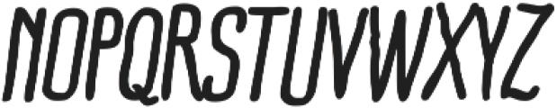 RidemyBike Pro Bold Italic otf (700) Font UPPERCASE