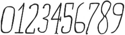 RidemyBike Serif Pro otf (400) Font OTHER CHARS