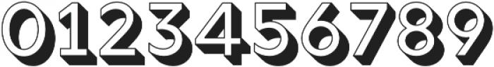 Rig Solid Medium Fill otf (500) Font OTHER CHARS