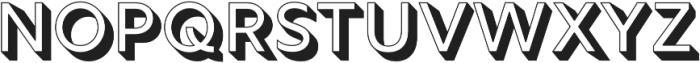 Rig Solid Medium Fill otf (500) Font UPPERCASE