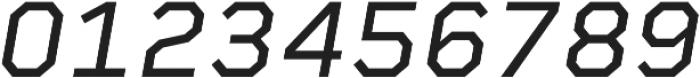 Rigid Square otf (400) Font OTHER CHARS