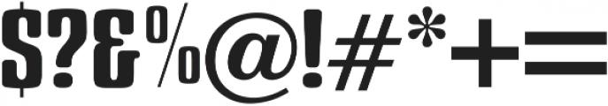 Rika ttf (400) Font OTHER CHARS