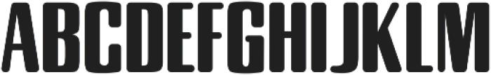 Rika ttf (400) Font UPPERCASE