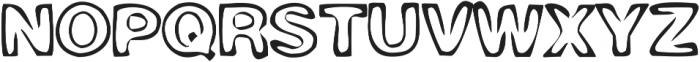 RingOFire ttf (400) Font UPPERCASE