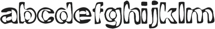 RingOFire ttf (400) Font LOWERCASE