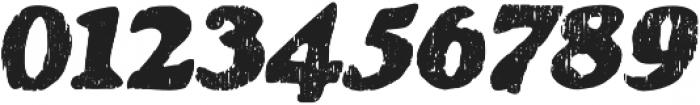 Rinse Regular otf (400) Font OTHER CHARS