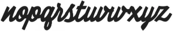 Riogrande Script otf (400) Font LOWERCASE