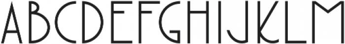 Riot Regular ttf (400) Font LOWERCASE