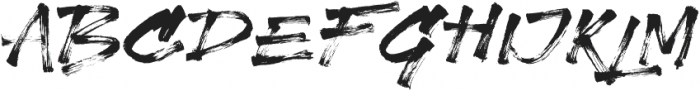 Rise and shine otf (400) Font LOWERCASE