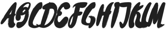 Rissa Typeface otf (400) Font UPPERCASE