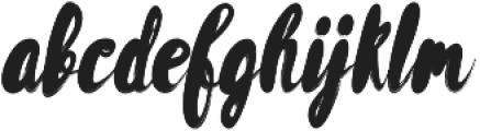 Rissa Typeface otf (400) Font LOWERCASE