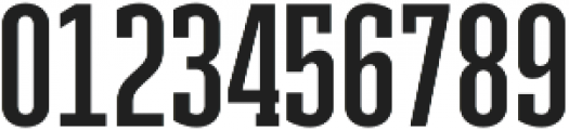 Ristretto Slab Pro SemiBold otf (600) Font OTHER CHARS