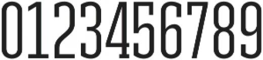 Ristretto Slab Pro otf (400) Font OTHER CHARS