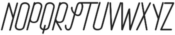 Ritalina Regular otf (400) Font UPPERCASE