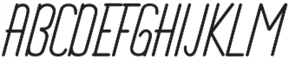 Ritalina Regular otf (400) Font LOWERCASE