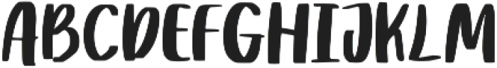 Rither otf (400) Font UPPERCASE