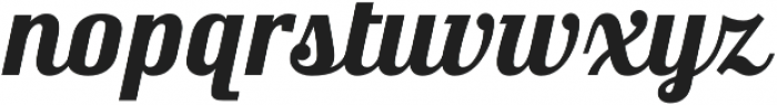 Ritts Cursive otf (400) Font LOWERCASE