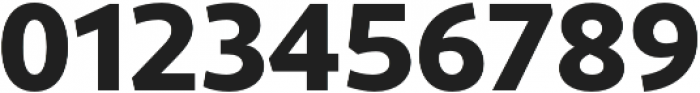 Rival Sans ExtraBold otf (700) Font OTHER CHARS