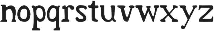 RiverLiffey otf (400) Font LOWERCASE