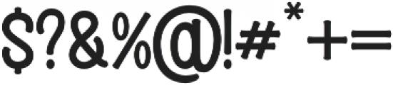 Riverdale otf (400) Font OTHER CHARS