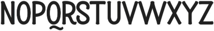 Riverdale otf (400) Font LOWERCASE
