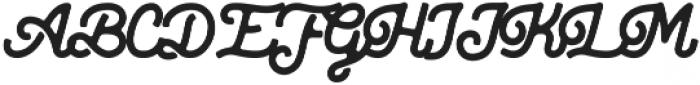 Riverfall 2 Semibold ttf (600) Font UPPERCASE