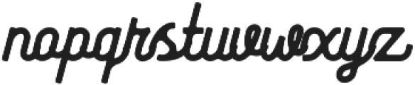Riverfall 2 Semibold ttf (600) Font LOWERCASE