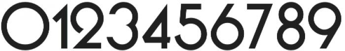 Rivernia Regular otf (400) Font OTHER CHARS
