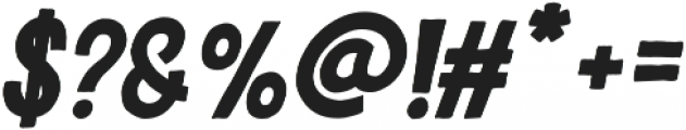 Riverside Italic otf (400) Font OTHER CHARS