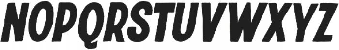 Riverside Italic otf (400) Font UPPERCASE