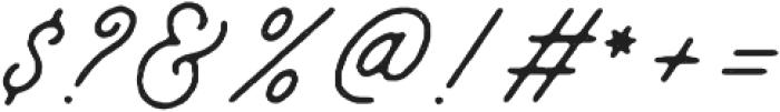 Riverside Stamp otf (400) Font OTHER CHARS