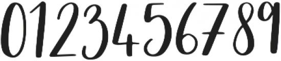 Riverwood Hand otf (400) Font OTHER CHARS
