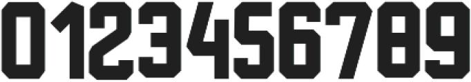 rinoshare otf (700) Font OTHER CHARS