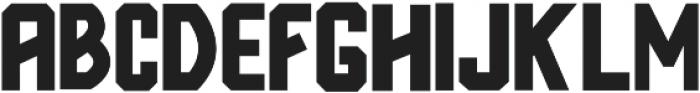 rinoshare otf (700) Font UPPERCASE