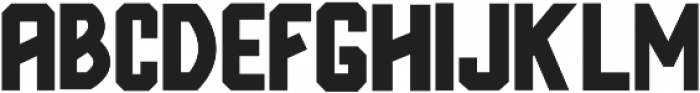 rinoshare otf (700) Font LOWERCASE