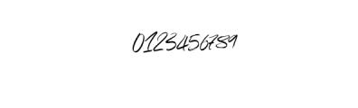 Right-Regular.otf Font OTHER CHARS