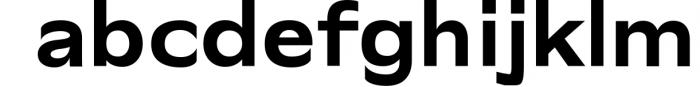 Ripple- Classic Sans Serif Font LOWERCASE
